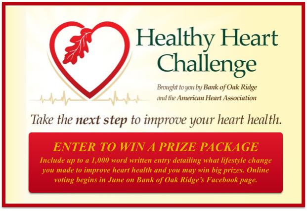 Healthy Heart Challenge