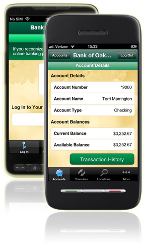 Mobile Banking Is A Secure Convenient And Completely Free Service For Bank Of Oak Ridge Online Banking Clients To Access Your Accounts Anywhere