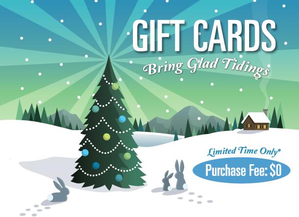 Holiday Visa Prepaid Cards   Bank of Oak Ridge