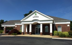 Image of Bank of Oak Ridge branch at Summerfield location.